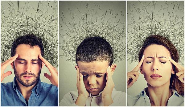 התמודדות עם מתח נפשי וחרדה