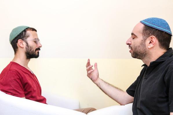 טיפול במתח נפשי עם יואב אריה לוי