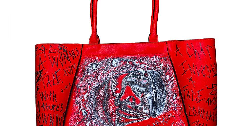 A Thousand Faces Tote Bag