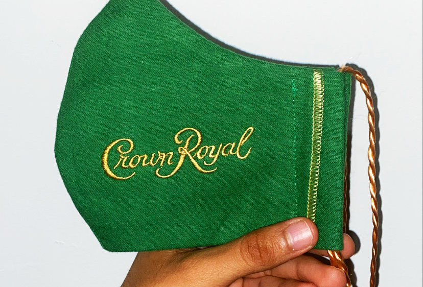 Crown Royal Mask