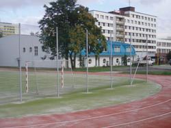 telocvičňa a ihrisko