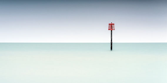 Point marker by Mark Thomas