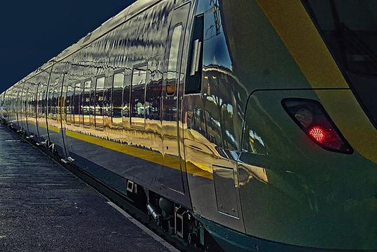 THE TRAIN ON THE NEXT PLATFORM (59) No.