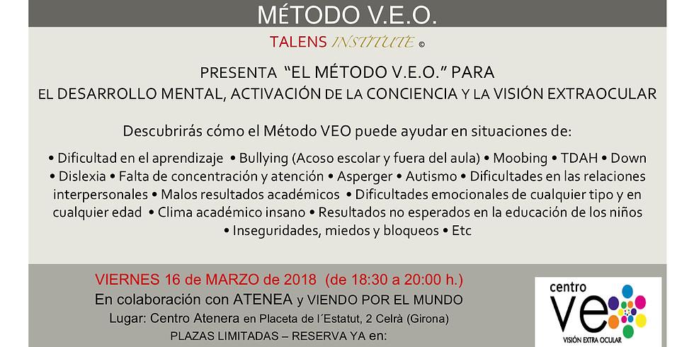Conferencia Método V.E.O. (I)