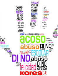 No al acoso escolar. Stop Bullying!