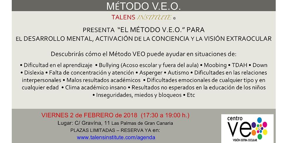 Conferencia Método V.E.O.