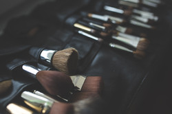 Canva - A bunch of make-up brushes
