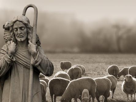 讓耶穌來說│泉源甘露
