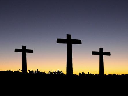 與基督同釘十架│時代信息