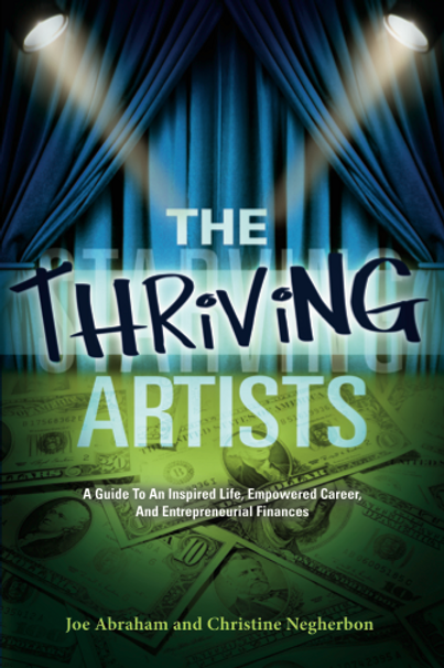 THE THRIVING ARTISTS BOOK (Paperback)