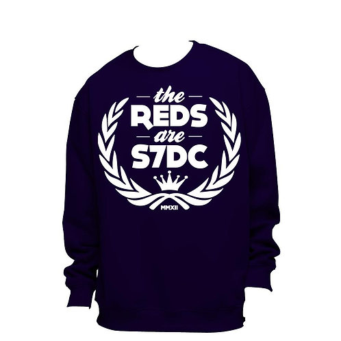 SWEAT ''THE REDS ARE S7DC'' MARINE