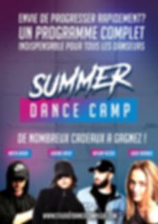 SUMMER DANCE CAMP 2018 FLYER A5 RECTO.jp