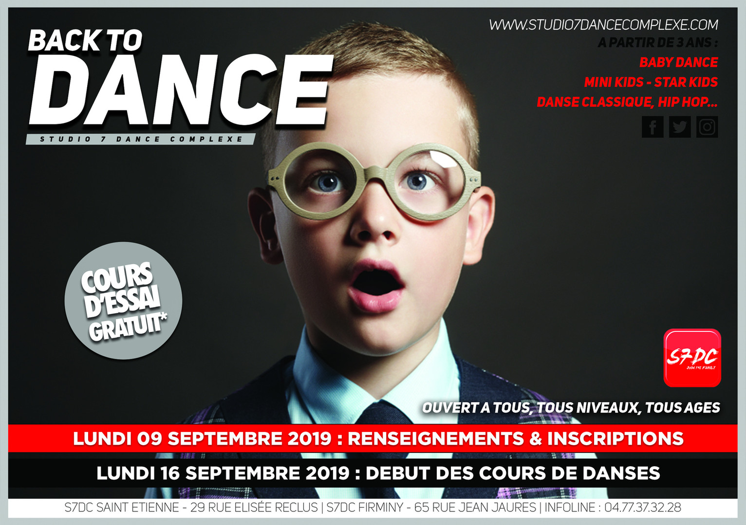 BACK TO DANCE S7DC KIDS