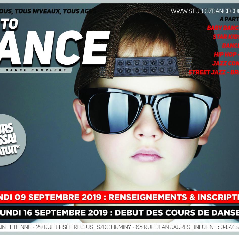 BACK TO DANCE 5 - KIDS LUNETTES CASQUETT