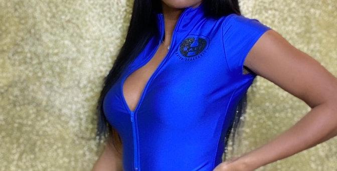 Blue Balt Suit