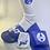 Thumbnail: Balt Blue Logo Socks