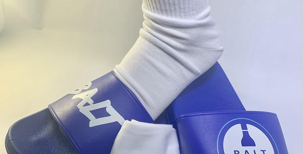 Balt Blue Logo Socks