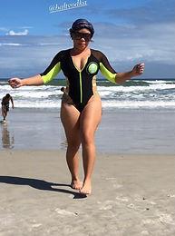 Balt Panel Swimsuit