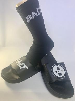 Black Balt Socks