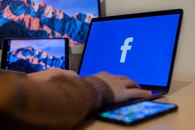 Facebook logo moving into debt collection