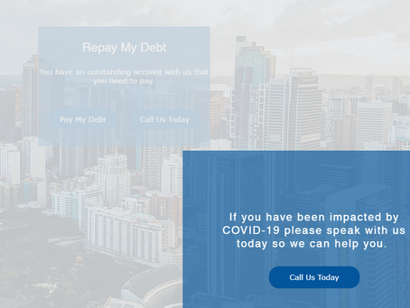 Impacted by COVID-19? You really need to speak with us.