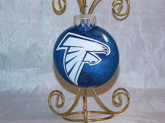Danvers Falcons Ornament - Disc