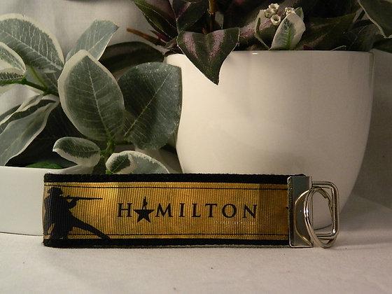 Hamilton Wristlet Key Fob