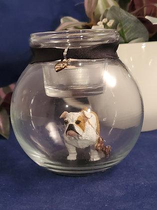 Bulldog Candlearium