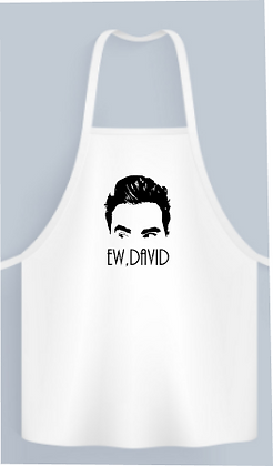 Schitt$ Creek Ew, David Apron