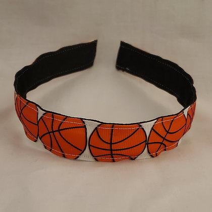 Basketball Reversible Headband with Cover
