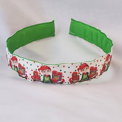 Elf Reversible Headband with Cover