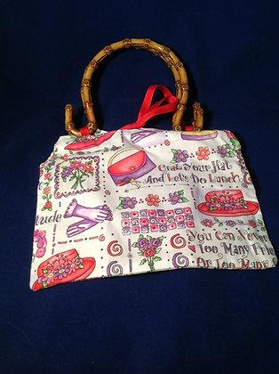 Red Hat Lady Handbag