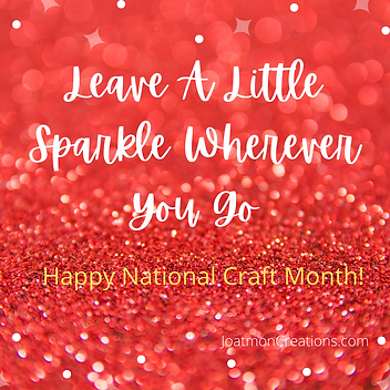 Leave A Little Sparkle Wherever You Go.p