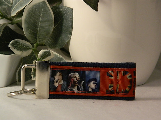 One Direction Flag Mini Key Fob