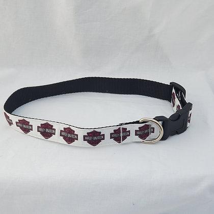 Harley Dog Collar