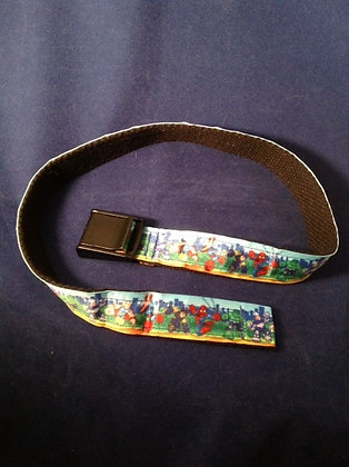 Young Superheroes Belt