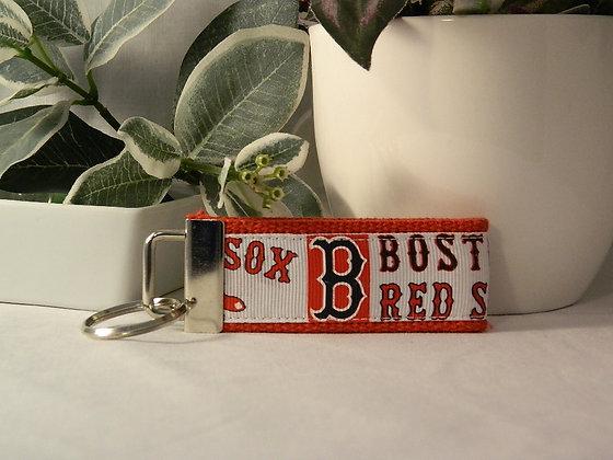 Boston Red Sox Mini Key Fob