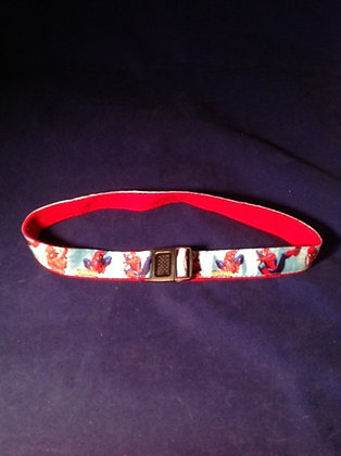 Spiderman Belt