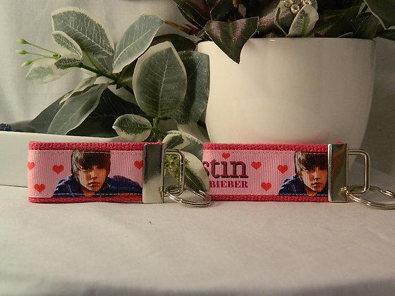 Justin Bieber Mini Key Fob