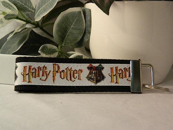 Harry Potter Wristlet Key Fob