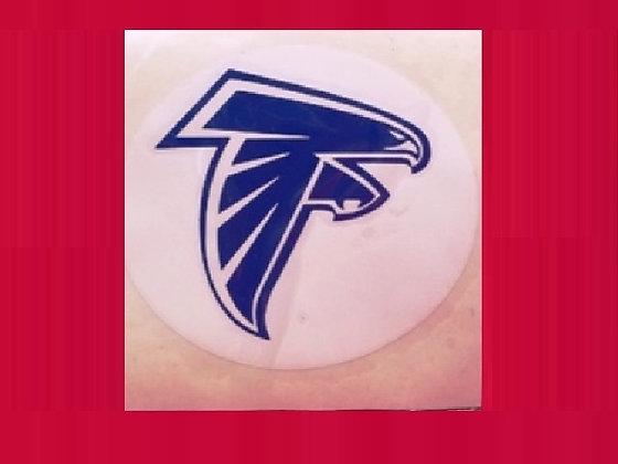 Danvers Falcons Decal