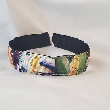 Tinker Bell Reversible Headband with Cover