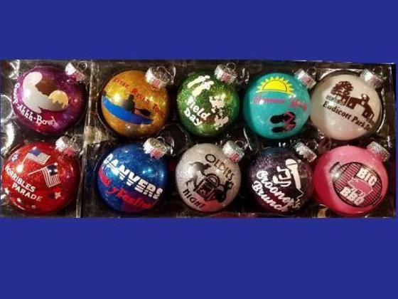 Danvers Family Festival Ornament Set