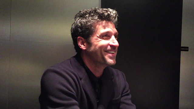 Patrick Dempsey on the importance of mental discipline