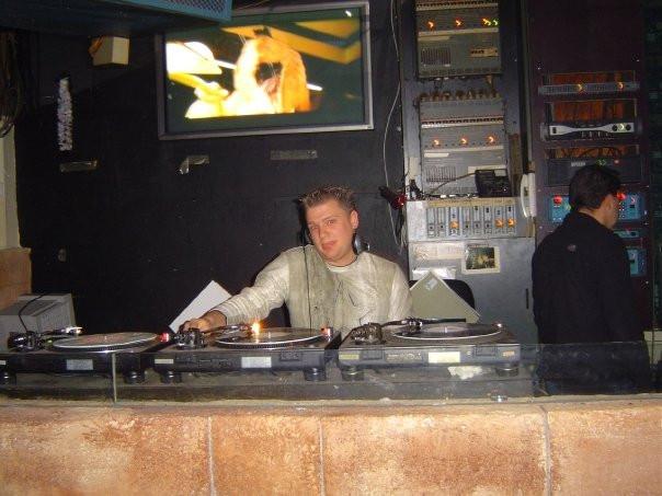 Dj Ben C. Live @ La Rocca 2004
