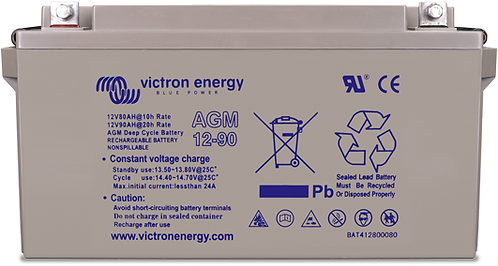 Victron 200ah Battery
