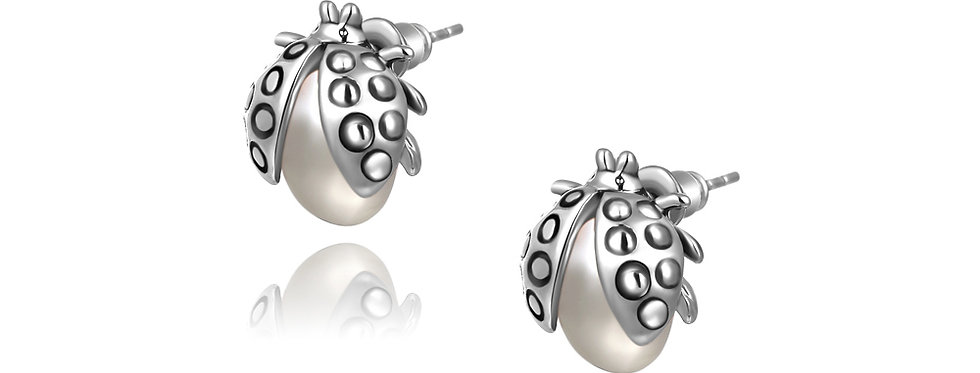 Gorgeous High Quality Sterling Silver Earrings for Girls and Women (SSER1291)