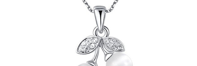 Silver Shoppee Chain for Women (Silver) (SSPD0604A)