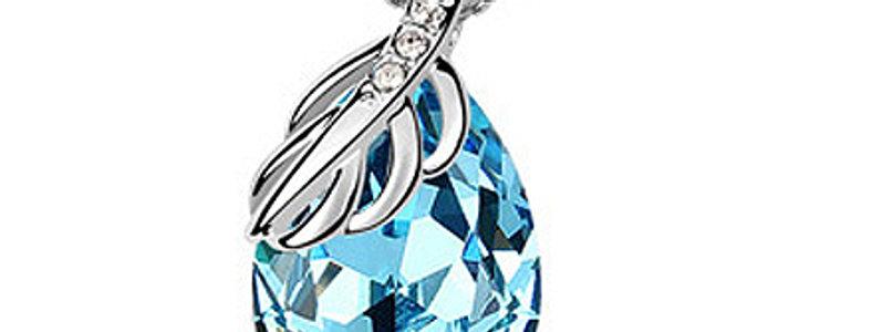 Silver Shoppee Pendant for Women (Silver) (SSPD0551A)