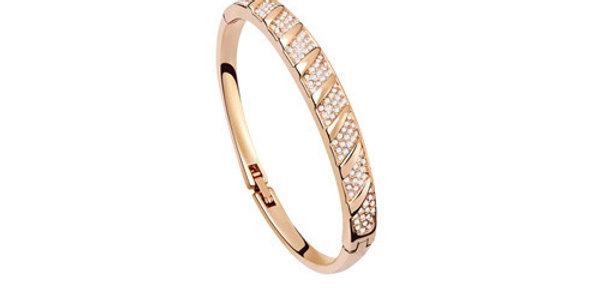 Convention Lifetime Bangle Cubic Zirconia Bracelet for Girls